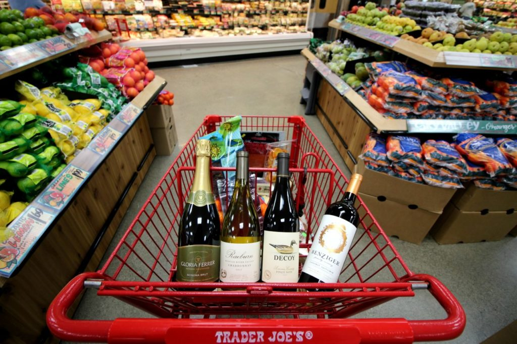 The Best Sonoma County Wines at Trader Joe's, Spring 2019 Edition