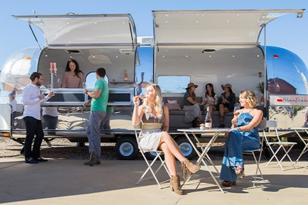 Wine On Wheels: A Mobile Tasting Room Is Rolling Into Wine Country