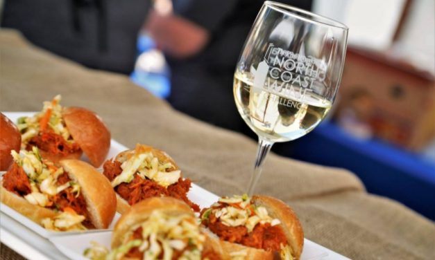 Chef-A-Palooza! Insane Eats and Drinks Coming Up at North Coast Wine and Food Festival