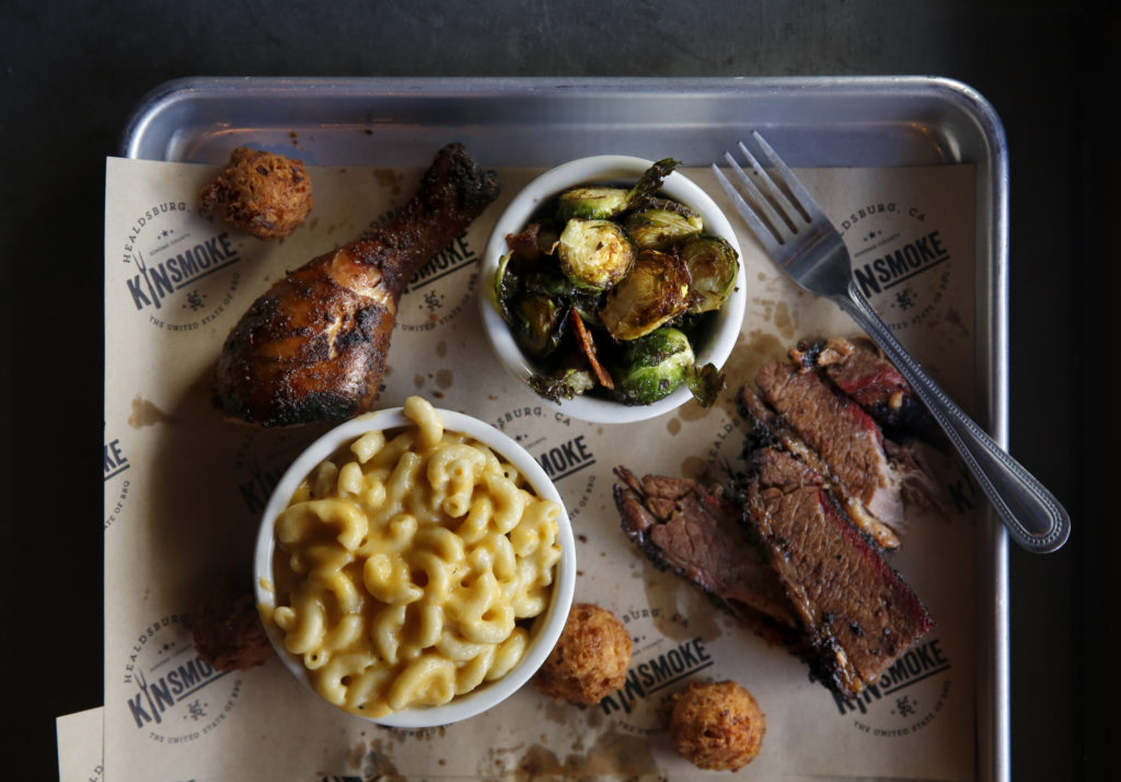 The Best BBQ Restaurants in Sonoma County