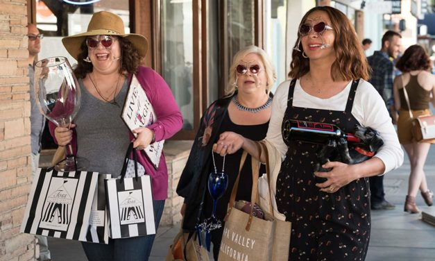 The Joys of Perimenopause and White Wine in Amy Poehler's 'Wine Country' Movie