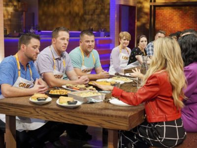 Santa Rosa Brothers Charm Their Way Onto Ayesha Curry's 'Family Food Fight' on ABC