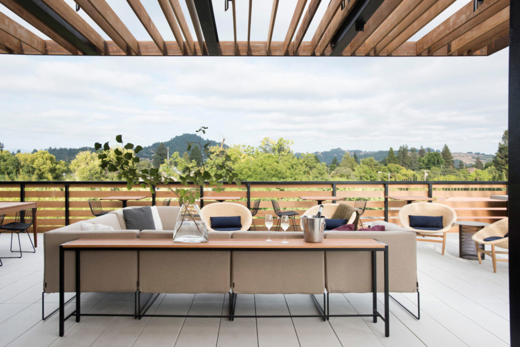 A Drink with a View: 7 Rooftop Bars in Sonoma and Napa