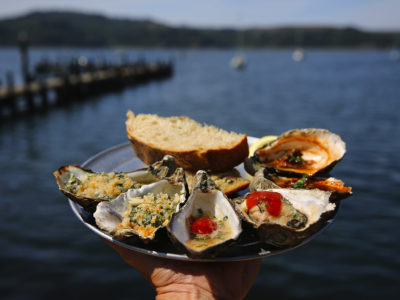 Hot Weather Special: Where to Eat on the Sonoma-Marin-Mendocino Coast