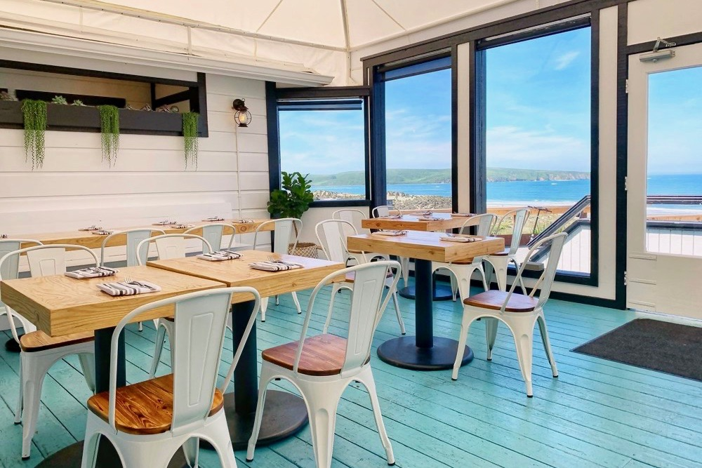 Dillon Beach Coastal Kitchen Serves up Sunny Dishes With an Ocean View