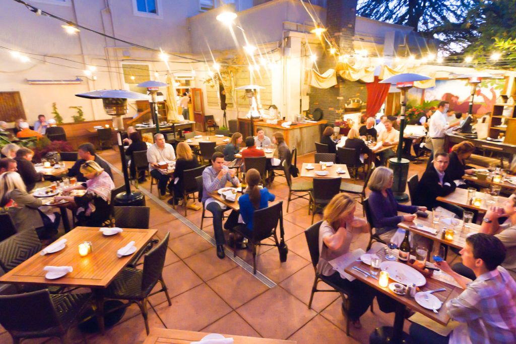 Three Local Restaurants Named Among Best in US for Al Fresco Dining