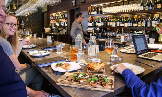 Willi's Wine Bar Reopens: A New Chapter for Starks