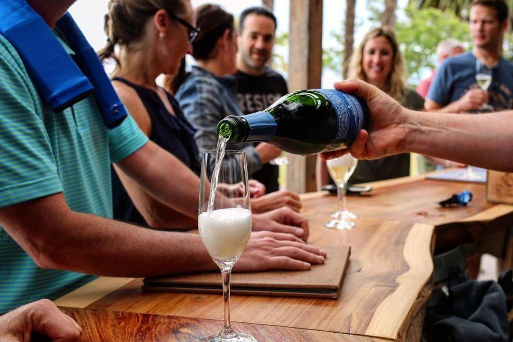 6 Sonoma Wineries for Sparkling Wine Lovers