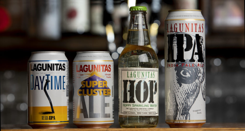Lagunitas Tops Washington Post List of Best Low-Calorie Beers