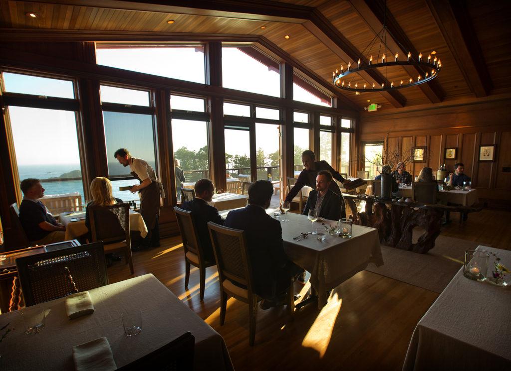 Remote Mendocino Restaurant Tapped in First Ever California Michelin Guide