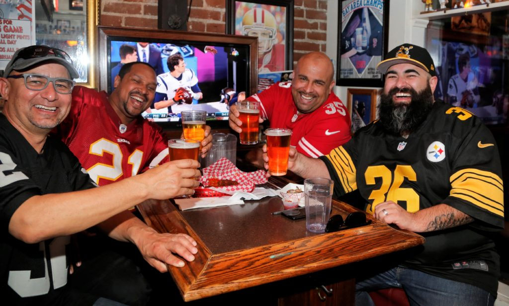 Best Sonoma County Sports Bars to Watch NFL Games