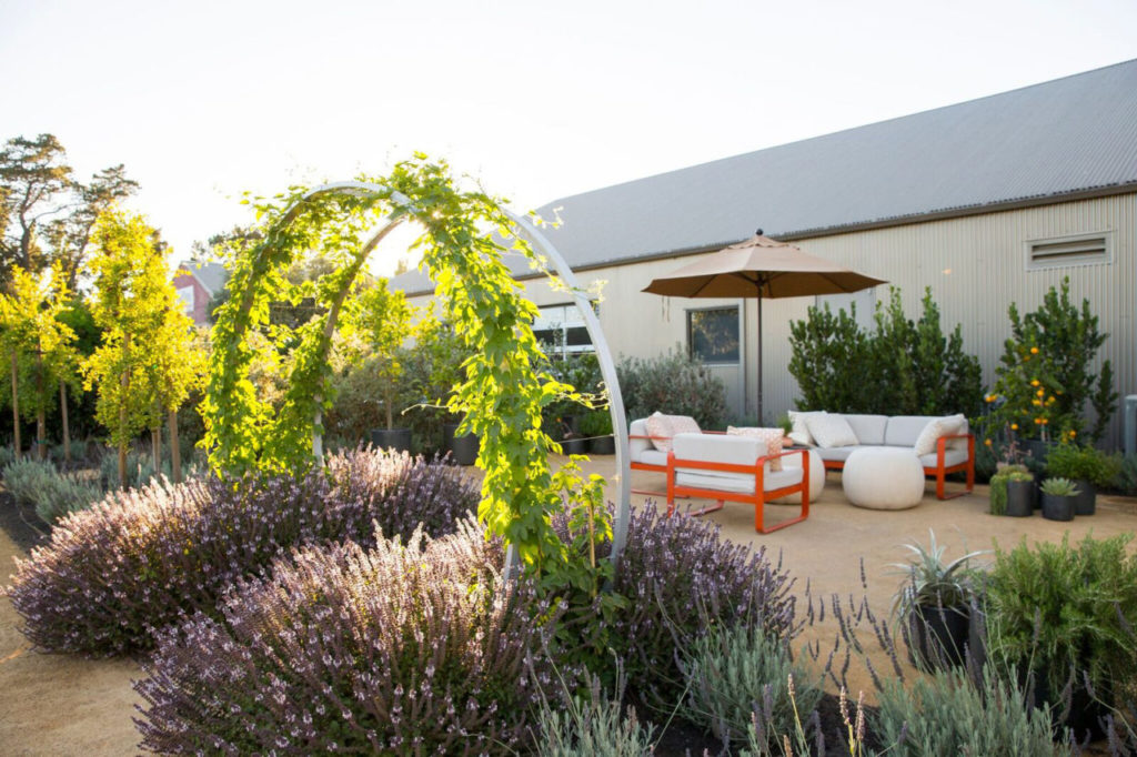 Gardens, Tasting Rooms, Boutiques: Cornerstone Sonoma Makes for a Great Outing