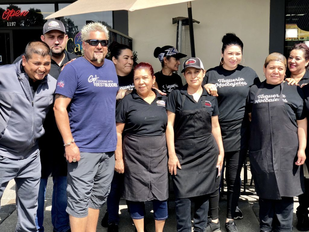 Guy Fieri Favorite Opening in Rincon Valley