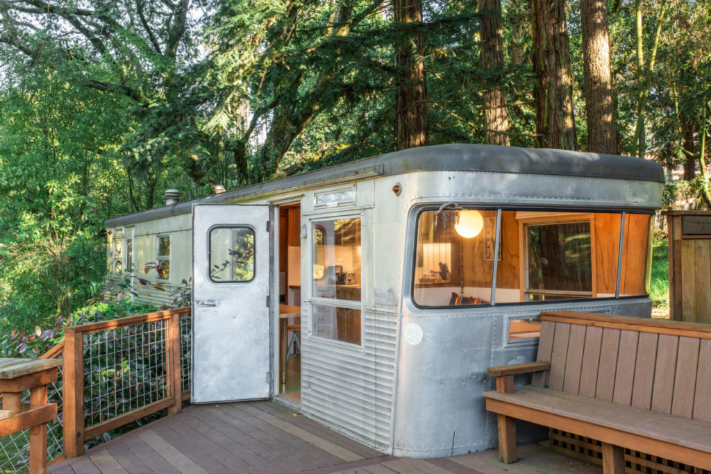 Airstream Trailers Get a Makeover in Petaluma, Take a Peek Inside