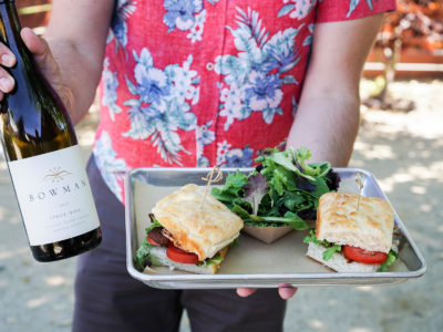 The Big Bottom Biscuit Bullet: Eat Like Oprah at Graton Winery