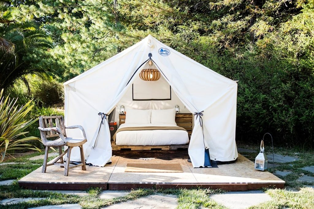 Where to Go Glamping in Sonoma County