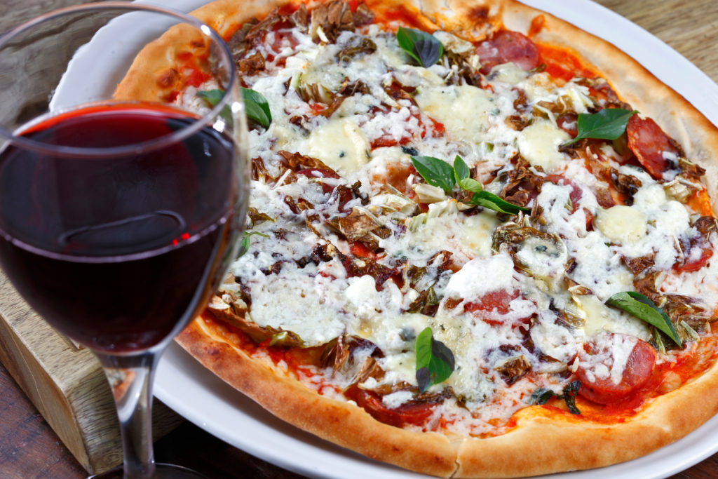 Best Sonoma County Restaurants for Pizza and Wine