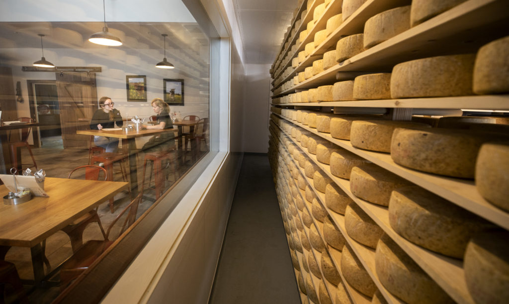 Find a Cheese Lover's Paradise at New Valley Ford Cafe and Shop