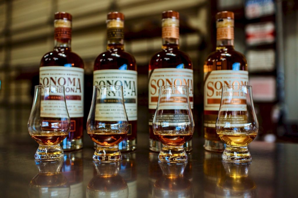 What to Drink Right Now: Hyperlocal Grain-to-Glass Whiskey from Rohnert Park
