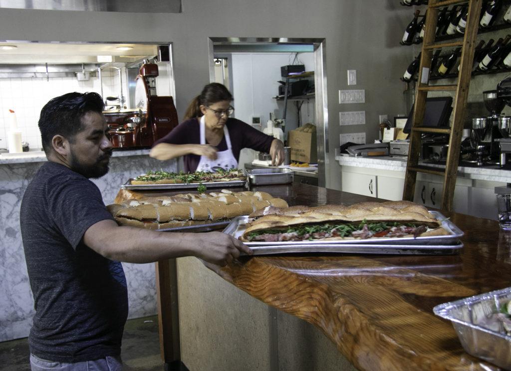 Sonoma County Chefs Respond to Kincade Fire