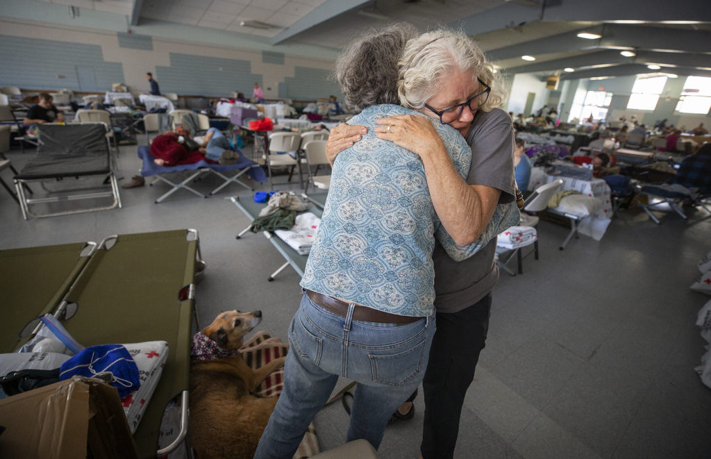 How to Help Kincade Fire Victims and Evacuees: Volunteer and Donate