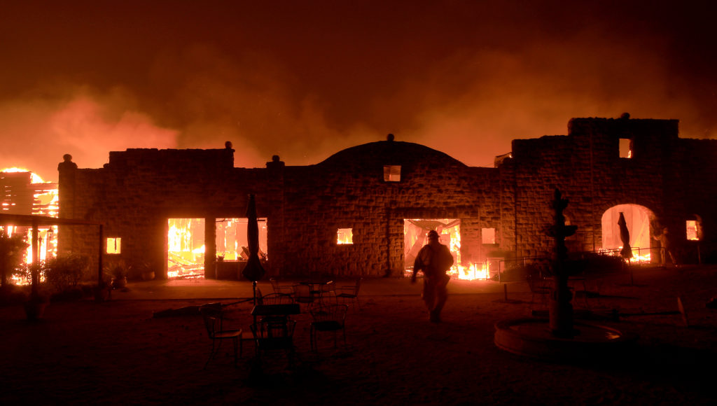 The Kincade Fire\u0027s Impact on Sonoma County Wineries and