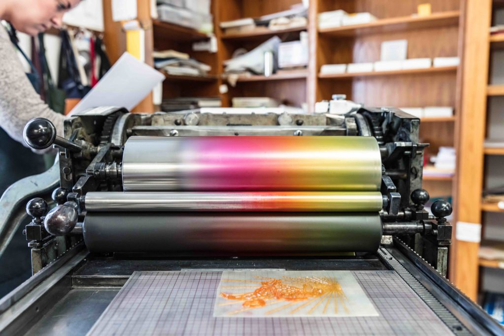 Try Your Hand at Letterpress Printing at This Sebastopol Shop
