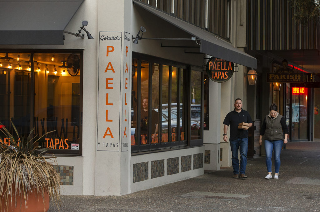Gerard's Paella in Downtown Santa Rosa is Closing, Again