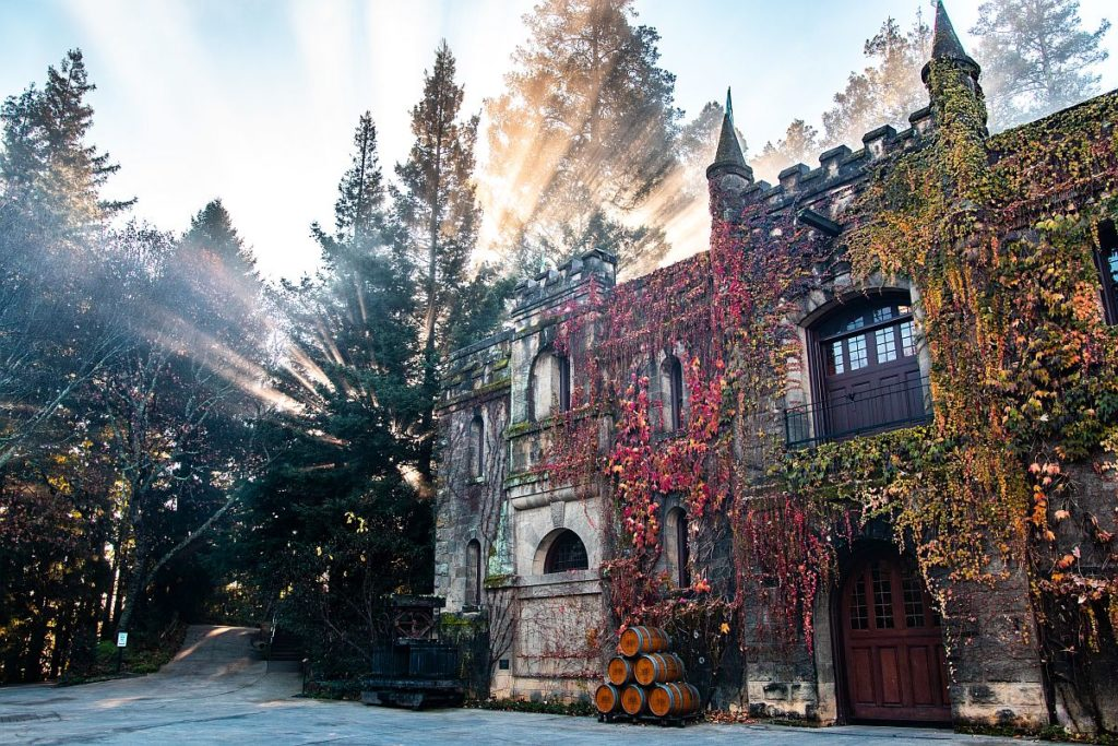 The Most Beautiful Wineries in Napa Valley