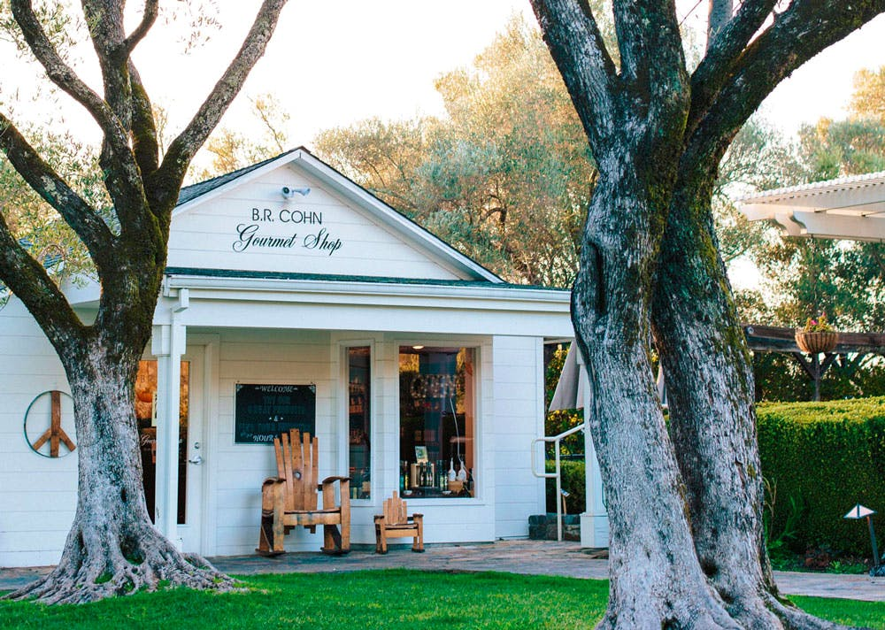 Sip and Shop: 4 Sonoma Wineries With Great Boutiques