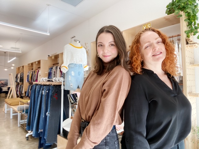 Mother-and-Daughter Team Brings Resale Fashion Trend to New Santa Rosa Boutique