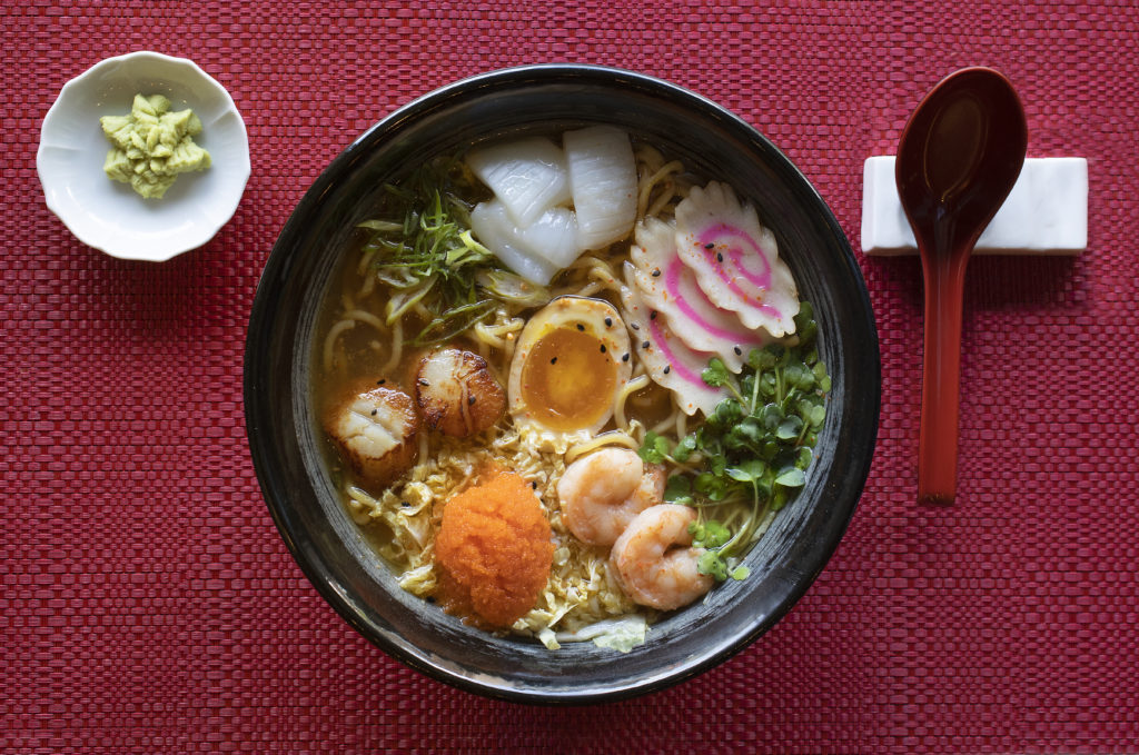 Best Ramen Spots in Sonoma County