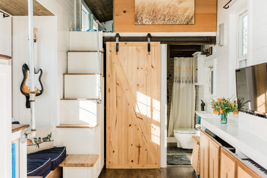 Less Is More: A Family Creates a Rich Existence in Tiny Home in Sonoma