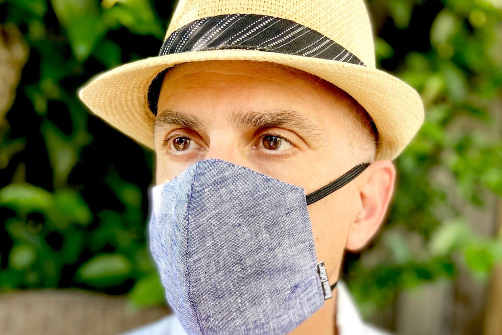 These Local Designers Are Selling Stylish Face Masks Online Sonoma Magazine