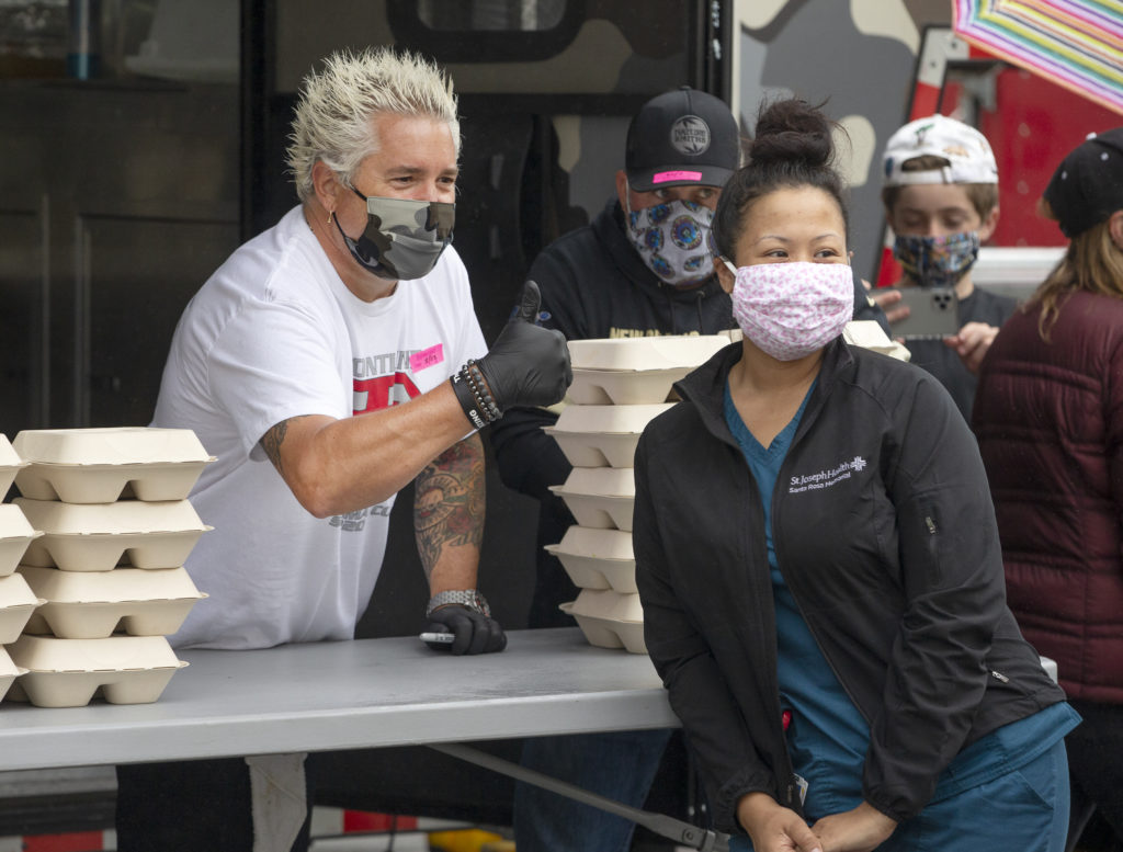 Guy Fieri Saves Butcher Shop Where He Worked His First Job