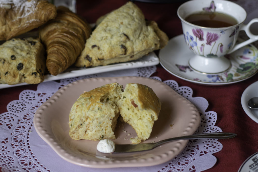 High Time for High Tea Takeout in Sonoma County