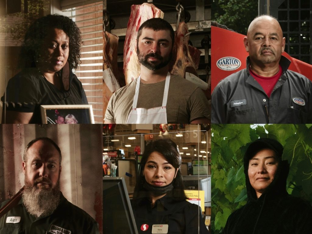 The Ones Who Get Us Through: Meet the Essential Workers of Sonoma County
