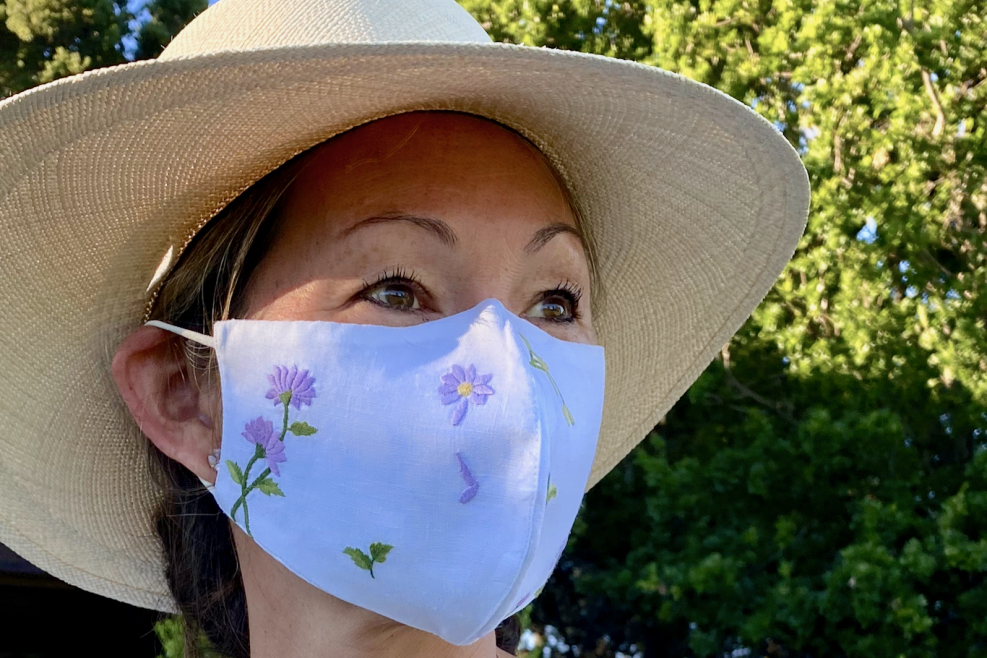 Where to Buy Stylish Face Masks From Local Designers