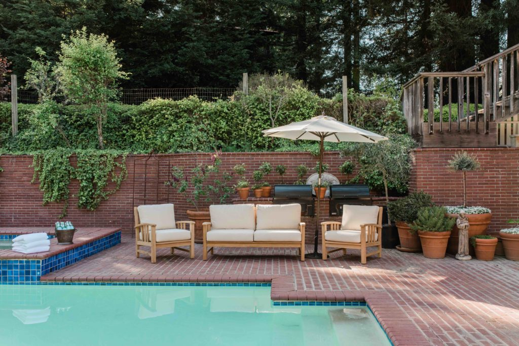An Oasis in The Redwoods: Peek Inside The Gonnella Family Home