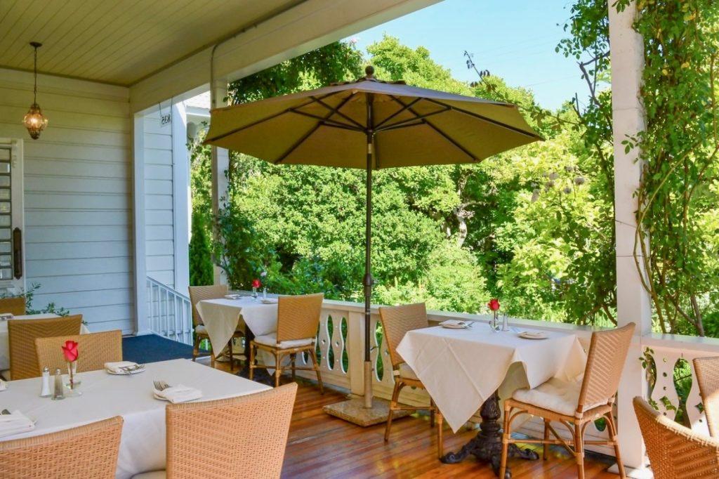 Top Santa Rosa Restaurants for Outdoor Dining