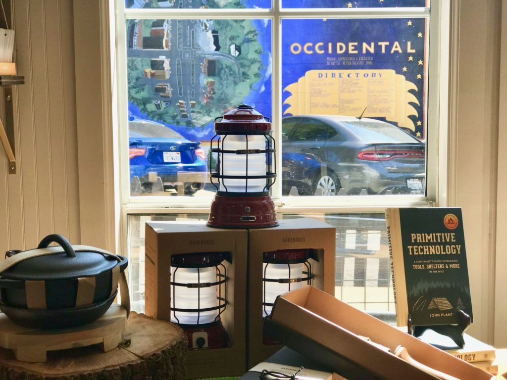 6 Great Shops in Occidental