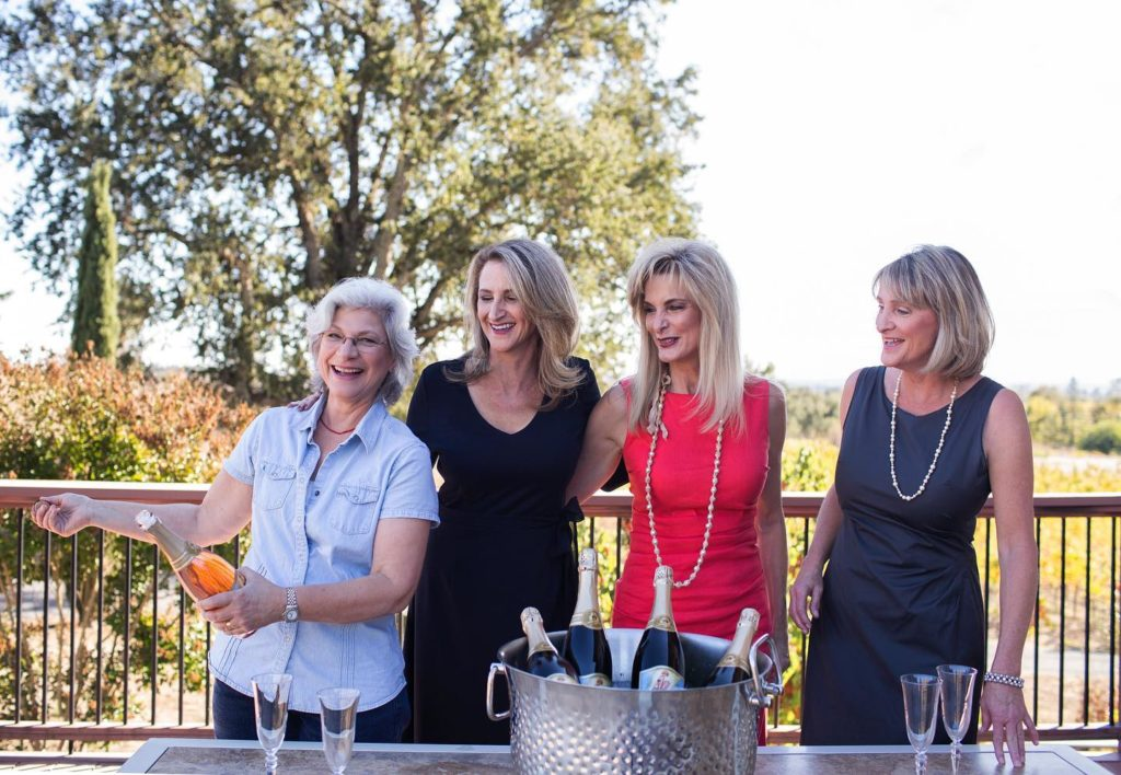 6 Lesser-Known But Excellent Sparkling Wineries in Sonoma County