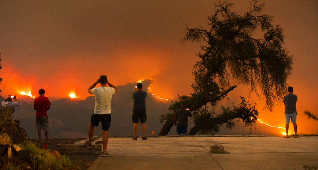 Sonoma and Napa Fires: Photos, Live Updates, and Maps
