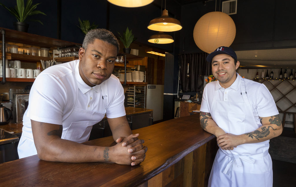 Local Chefs Open Restaurant With Money Made From Investing Stimulus Checks in Tesla