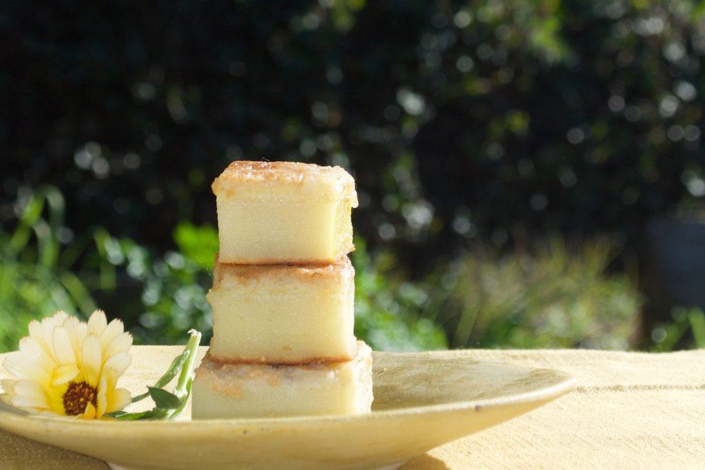 Recipe: Farm-Fresh Spring Butter Mochi