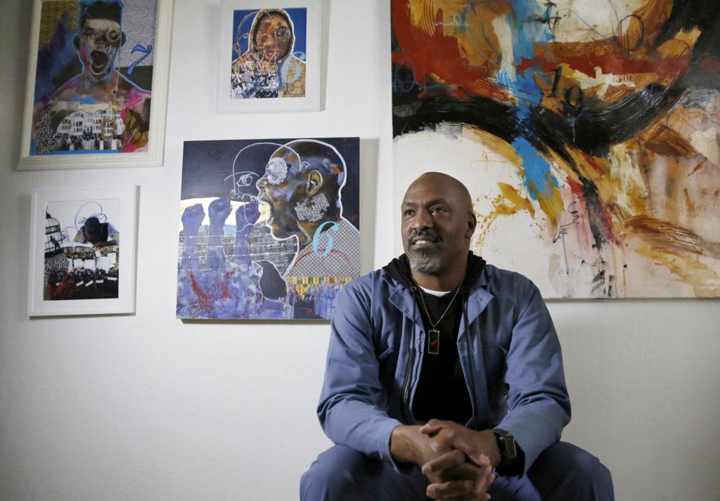 'In Danger Species': Petaluma Artist Portrays Black American Experience