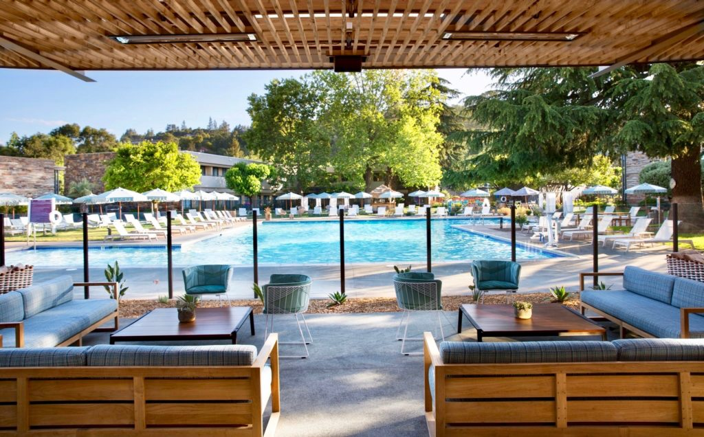 10 Poolside Restaurants and Bars in Sonoma
