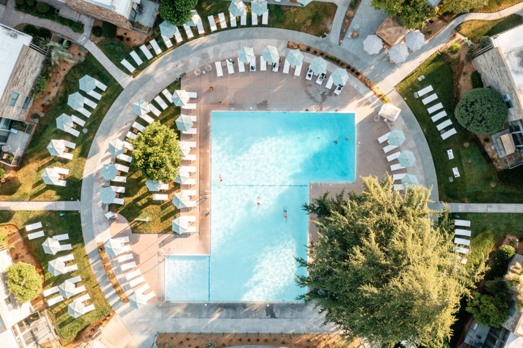 18 Favorite Hotel Pools in Sonoma County