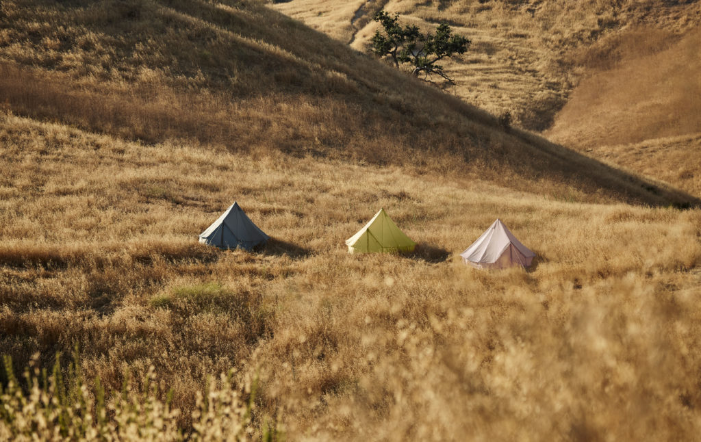 Camp in Style with New Gear Designed by Sebastopol Couple