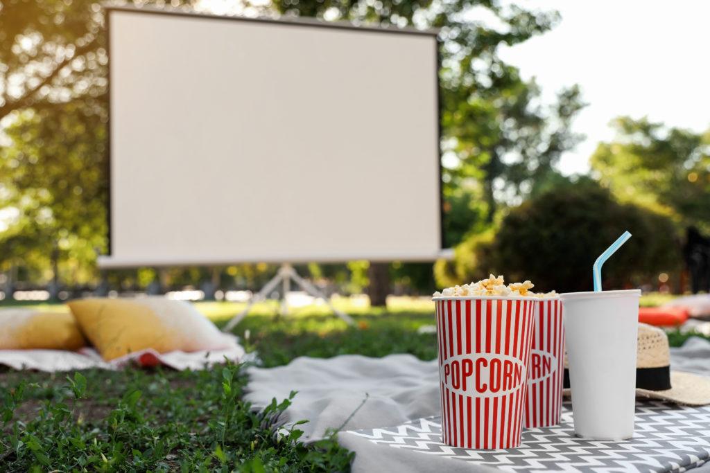 Outdoor Movie Nights Return to Downtown Santa Rosa